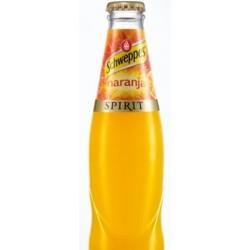 Schweppes Naranja 0,20 cl. x 24 UN