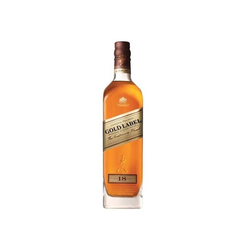 Johnnie Walker Gold 18º