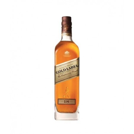 Johnnie Walker Gold 18º  0,70cl.  40º