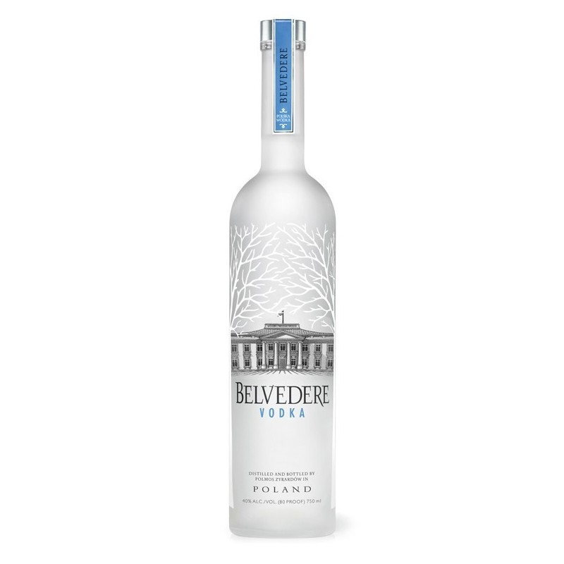 Vodka Belvedere Pure Polaco 0,70 cl.