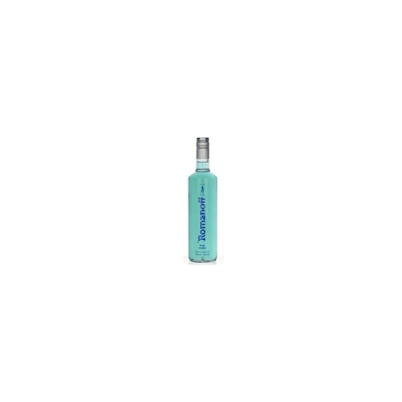 Vodka Romanoff Blue
