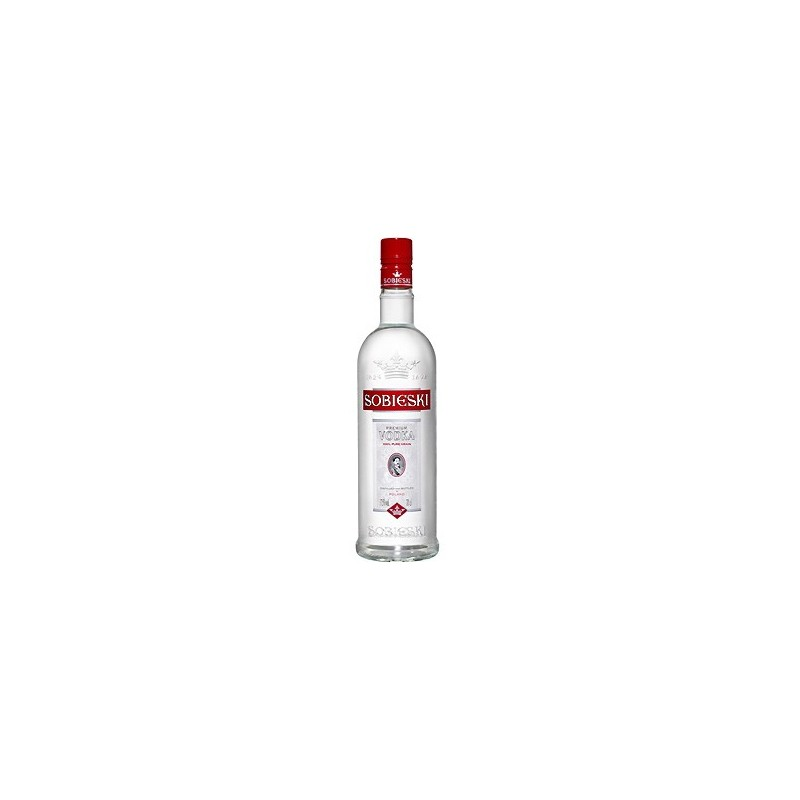 Vodka Sobiesky Blanco