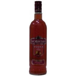 Vodka Sobieski Fresa 0,70 cl. 18º