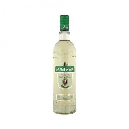 Vodka Sobieski Hierbas 37'5º