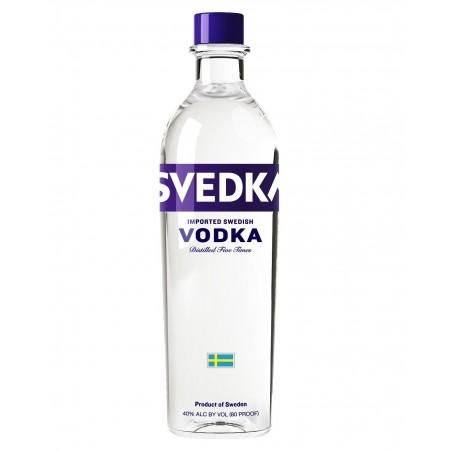 Vodka Svedka 0,70 cl. 40º