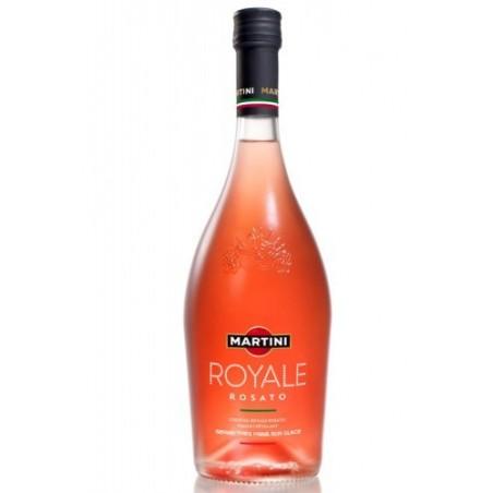 Vermouths Martini Royal Rosado 0,70 cl. 8º