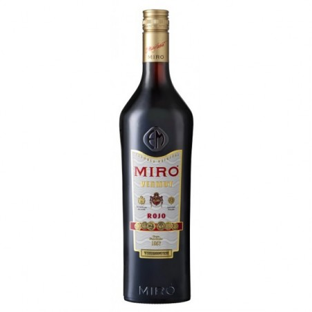 Vermouths Miro Rojo 1 Lt. 15º