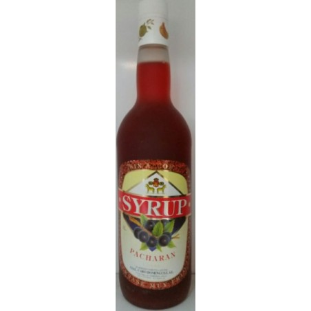 Pacharan Syrup 1 Litro (sin alcohol)