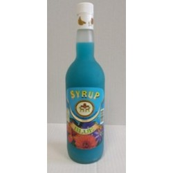 Licor Blue Syrup Lt. sin