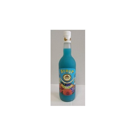 Licor Blue Syrup 1.Lt. (sin alcohol)