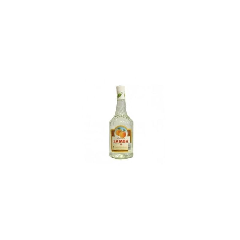 Licor de Melocoton Samba s/alcohol