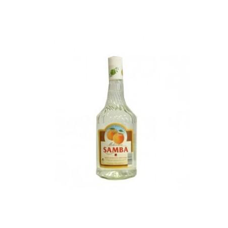 Licor de Melocoton Samba 0.70 cl. (sin alcohol)