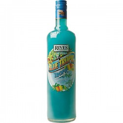 Blue Tropic Rives 1Lt. (sin alcohol)
