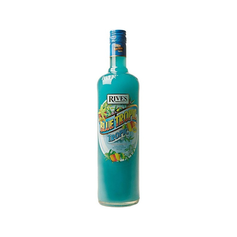 Blue Tropic sin Rives
