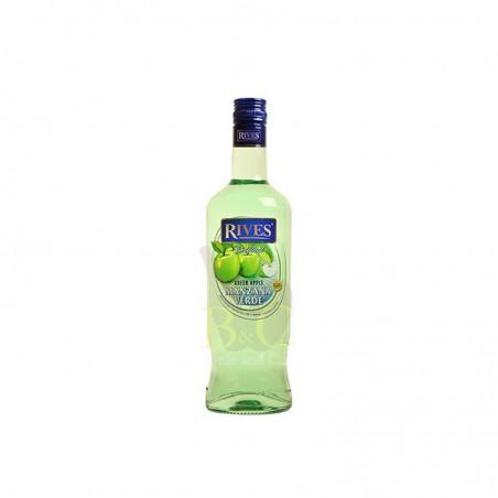 Licor de Manzana Rives 0,70 cl. (sin alcohol)