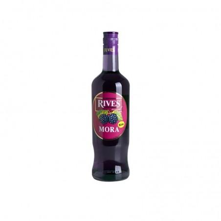 Licor de Mora Rives 0,70 cl. (sin alcohol)