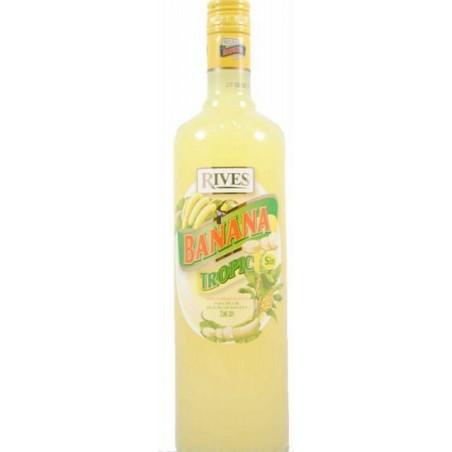 Banana Rives 1 Lt. (sin alcohol)