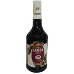 Licor de Mora Samba 0.70 cl. (sin alcohol)