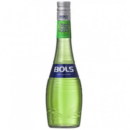 Licor Bols Sour Apple 0,70 cl. 17º