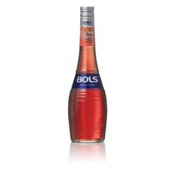 Licor Bols Stramberry 0,70 cl. 17º