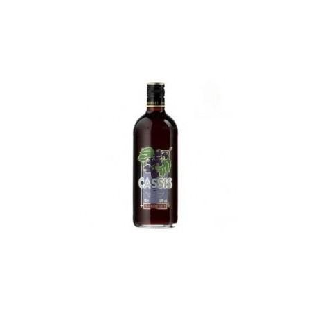 Licor Cassis Bardinet 0,70 cl. 18º