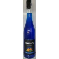 Licor de Curacao Blue Nordpol