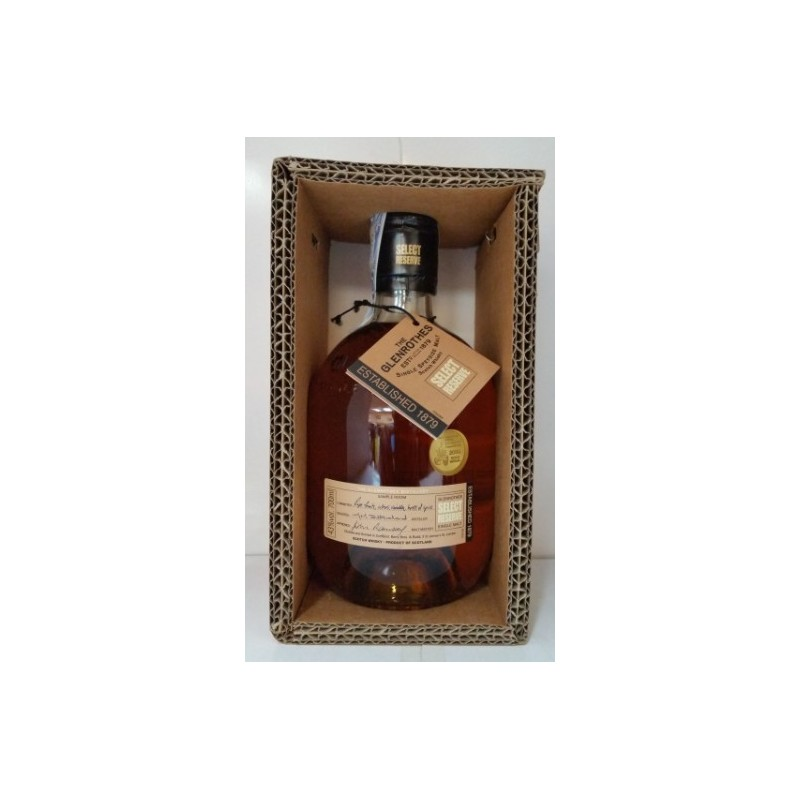 Whisky Glen Rotter Select Reserva