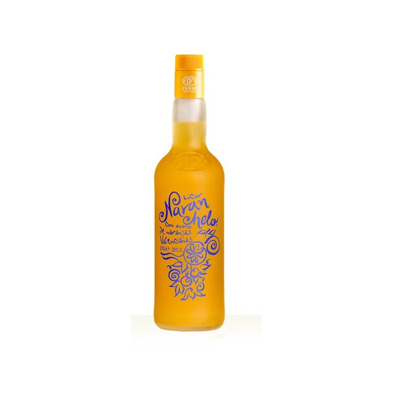 Licor de Naranja Naranchelo