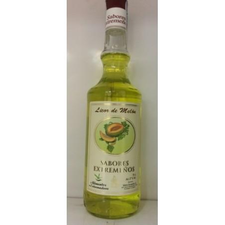 Licor De Melon Sabores Extremeños 0.70 cl. 17º