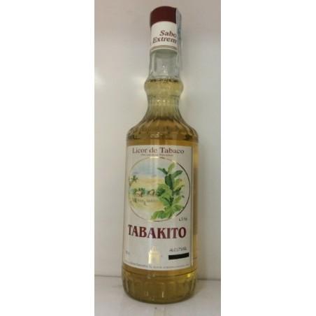 Licor De Tabakito Sabores Extremeños 0.70 cl. 17º