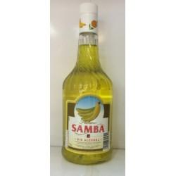 Licor de Platano Samba s/alcohol