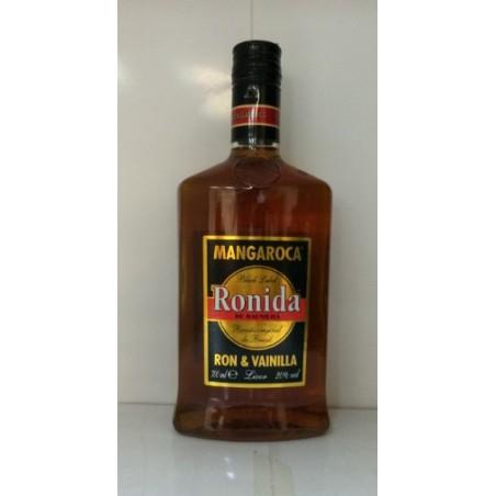 Ron Ronida Black 0,70 cl. 20º