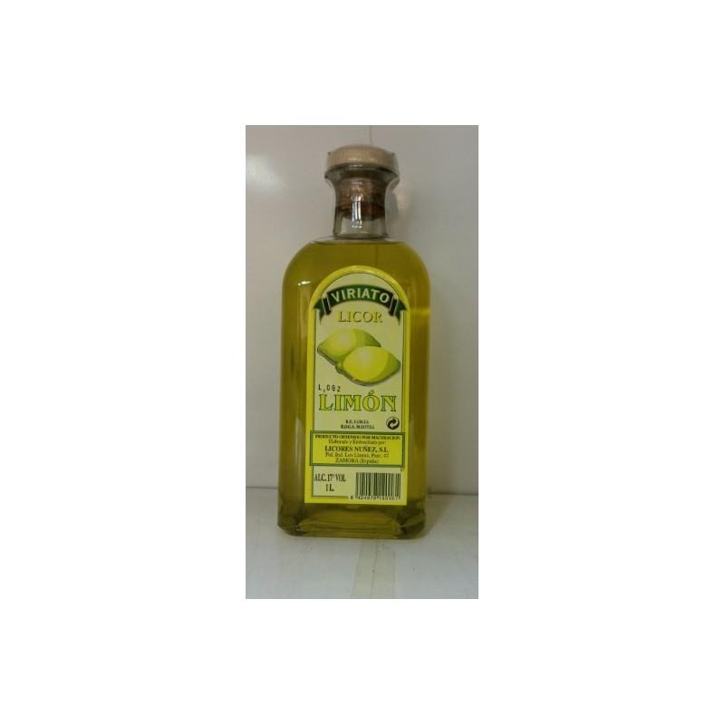 Licor Limon Frasca Viriato 1 Lt.
