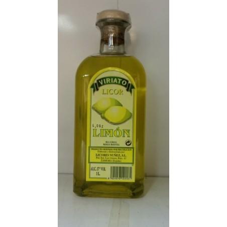 Licor Limon Frasca Viriato 1 Lt. 17º