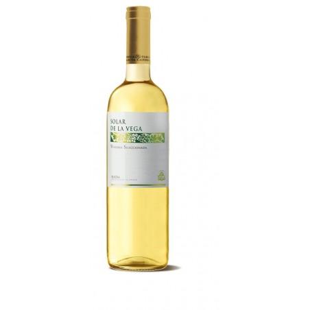 Vino Rueda Blanco Solar de la Vega blanco viura