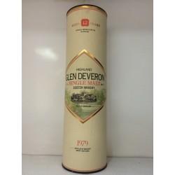 Whisky Malta Glen Deveron 12 Años