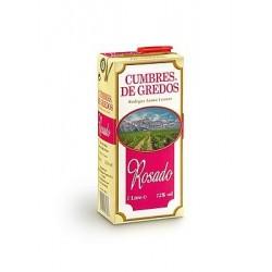Vino Cumbres de Gredos Rosado