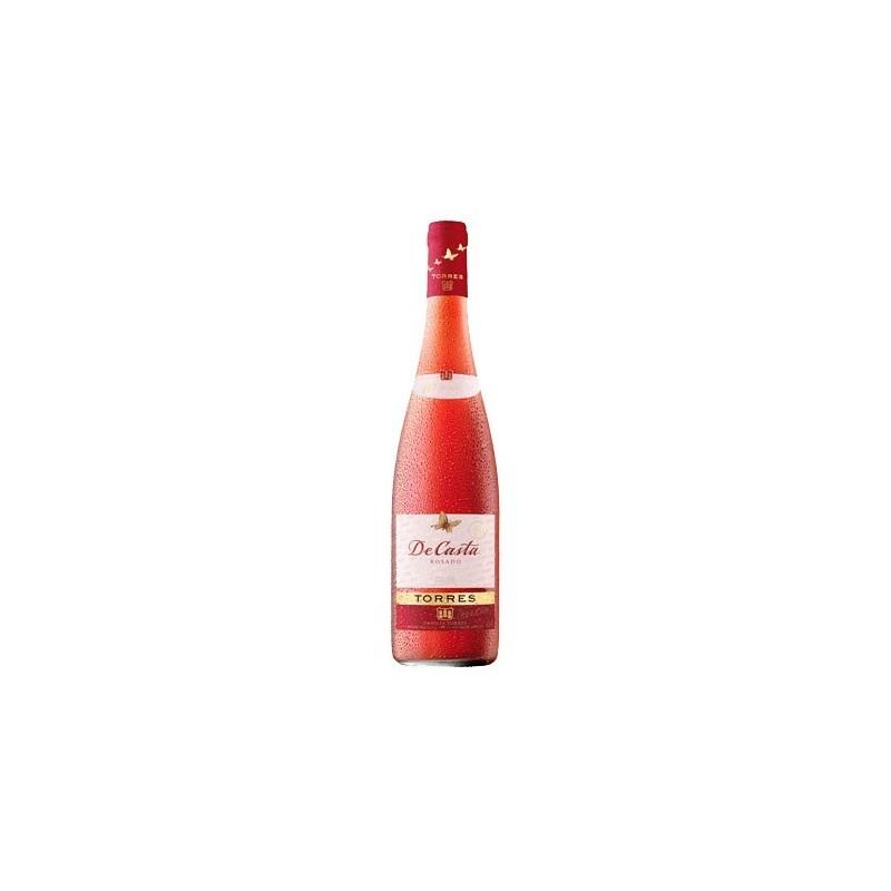 Vino De Casta Rosado