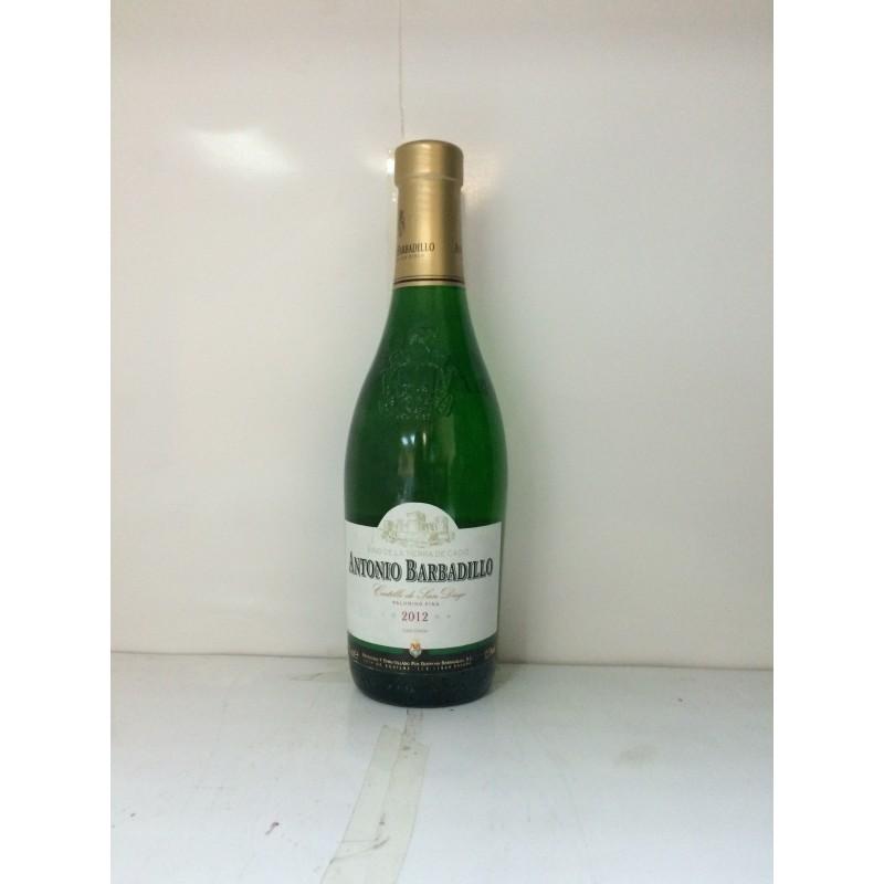 Vino Barbadillo  375 ml
