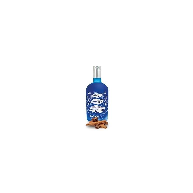Padom Club Cinnamon Gin Blue 0.70 cl. 40º