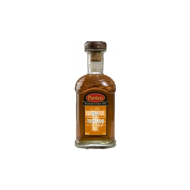 Licor de Orujo Cepa Tostado frasca 0,70 cl