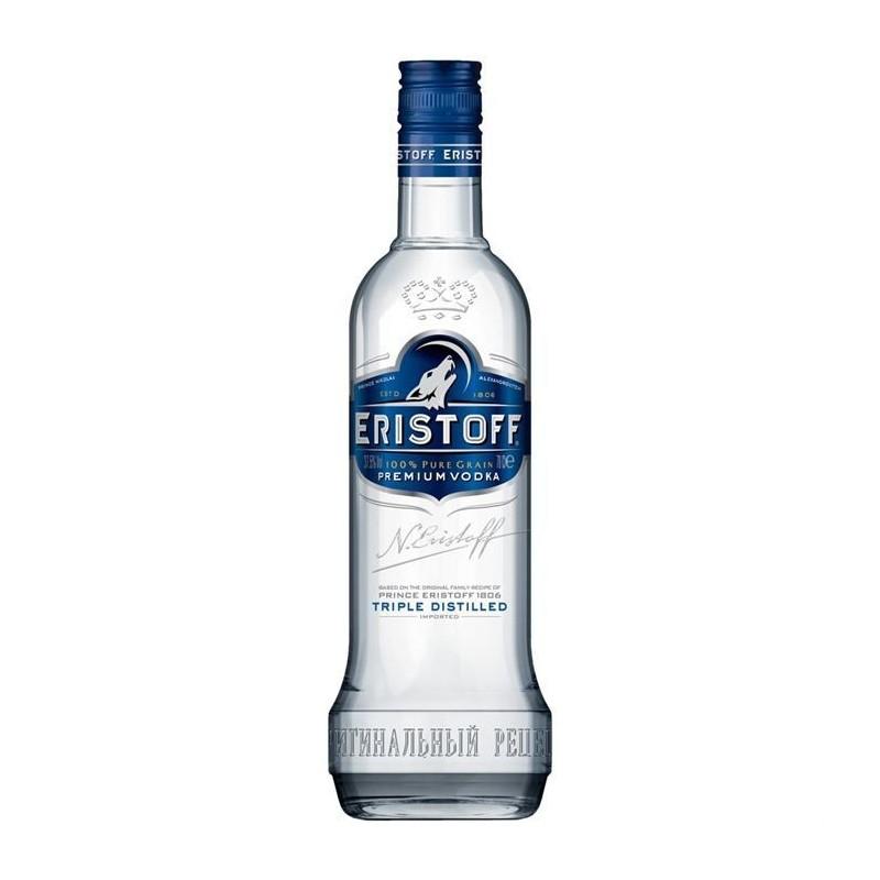 Vodka Eristoff  0,70 cl.