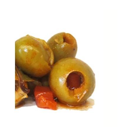 Aceituna Sabor Berenjena
