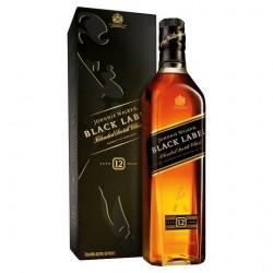 Whisky Johnnie Walker E.Negra 70cl con estuche