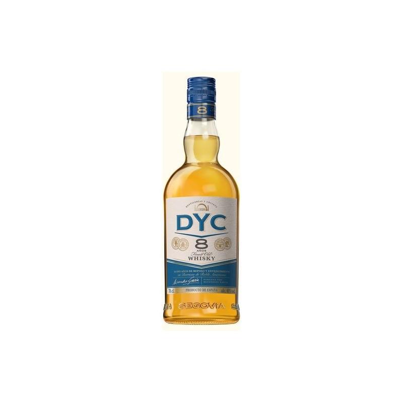 Whisky Dyc 8 Años
