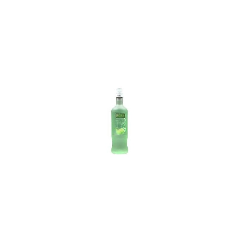 Licor Manzana Rives con alcohol