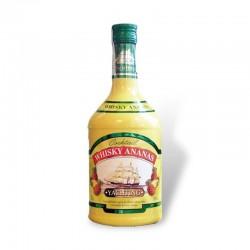Licor Whisky con piña