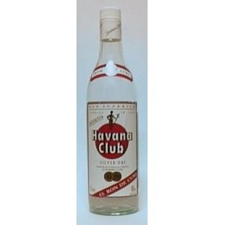 Havana Club Blanco Silver Dry