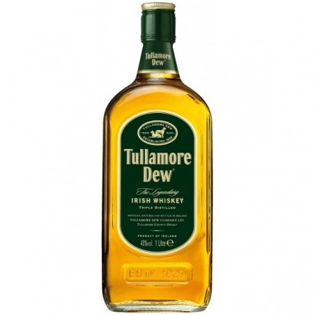 Whisky Tullamores 0,70cl. 40º