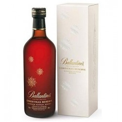 Whisky Ballantines Christmas Reserve 0,70cl.  40º